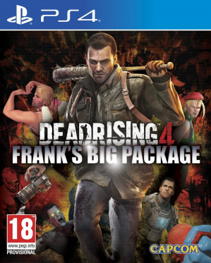 Dead Rising 4 - Frank's Big Package - PS4 voor €19,50