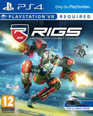 RIGS: Mechanized Combat League (PSVR Required) voor €7,99
