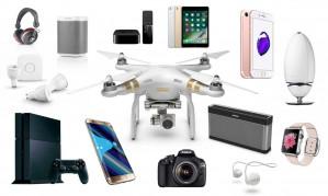 Apple Mystery Deal met kans op o.a. iPhone X, Bluetooth-keyfinder, Macbook Pro, styluspen of Airpods voor €9,99