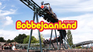 Entree tickets Bobbejaanland voor €21,50