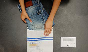 Vraag 3 gratis samples Fashionpack aan