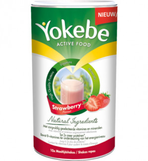 Yokebe Strawberry (500g) voor €7,95
