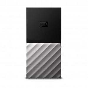 Western Digital My Passport SSD USB 3.1 Type-C 256GB voor €79