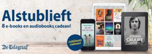 Code Telegraaf voor gratis 8 epub boeken