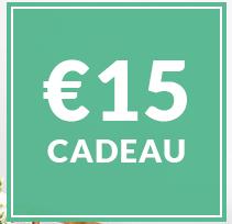 Code voor 15 euro korting op je boeking