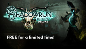 Shadowrun Returns Deluxe Edition Gratis