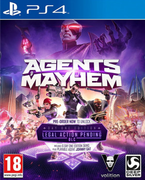 Agents of Mayhem voor €7,93