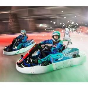 2 IceKart heats bij IceKart Rucphen voor €19,50