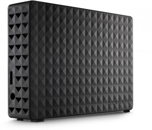 Seagate Expansion Desktop Rescue Edition - Externe harde schijf - 5 TB voor €127,99