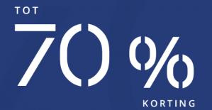Esprit sale tot 70% korting