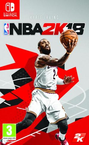 NBA Basketball 2K18 - Switch voor €24,99 in Gouda