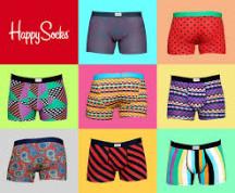 Happy Socks Boxershorts voor €3