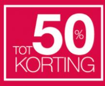 Expresso sale tot 50% korting