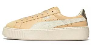 Puma Platform Premium dames sneakers voor €45