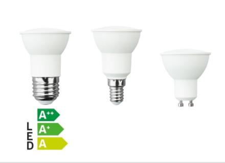 Diverse LED lampen voor €1,99