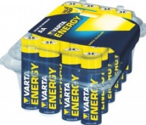 Varta   Alkaline, AA, 24 pack voor €5