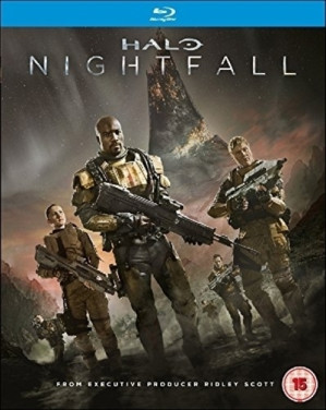 Halo Nightfall Collectors Edition voor €5,05