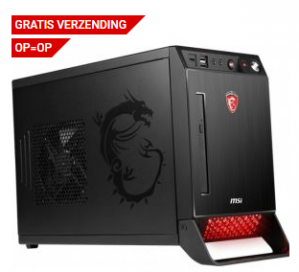 MSI Nightblade X2-017EU Gaming PC voor €899