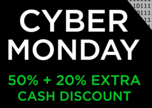 Cyber Monday bij Gaastra 50% korting + 20% extra korting