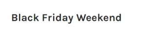 Black Friday sale bij Carhartt tot 50% korting