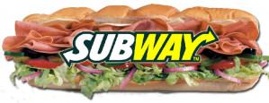 Diverse Subway voordeelcoupons