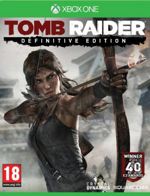 Tomb Raider - Definitive Edition - Xbox One DC voor €6,29