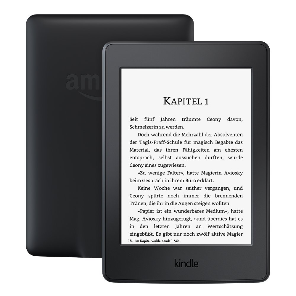 Amazon Kindle Paperwhite 6 inch 4GB WiFi Tablet  voor €79,99