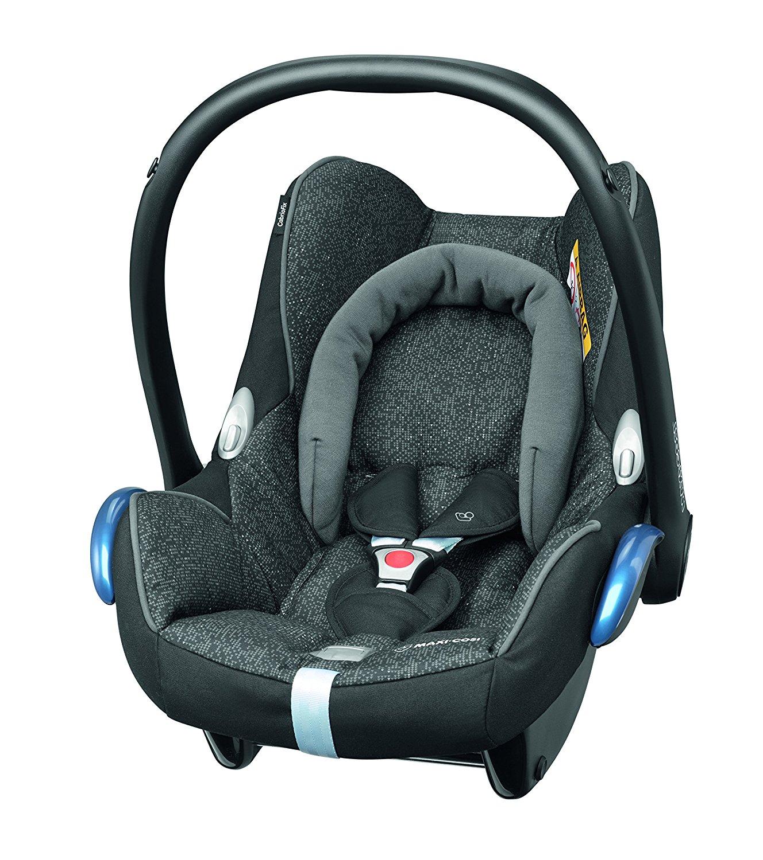 Maxi Cosi Cabriofix - Autostoel - Triangle Black voor €97
