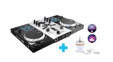 Hercules Control Instinct S Series Party Pack voor €65