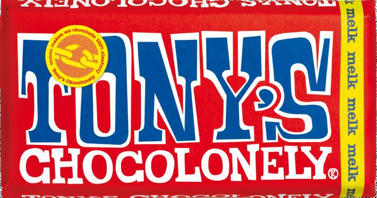 Alle varianten Tony's Chocolonely voor €1,99