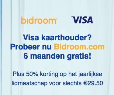 6 maanden gratis bidroom dmv visa