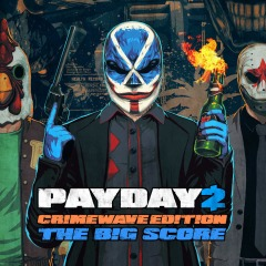 Ps4 payday 2 the big score voor €9,99