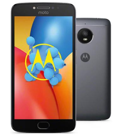 Moto E4 Plus XT1771 4G Dual Sim 16GB (SIMLOCKVRIJ) - Iron Grijs voor €99