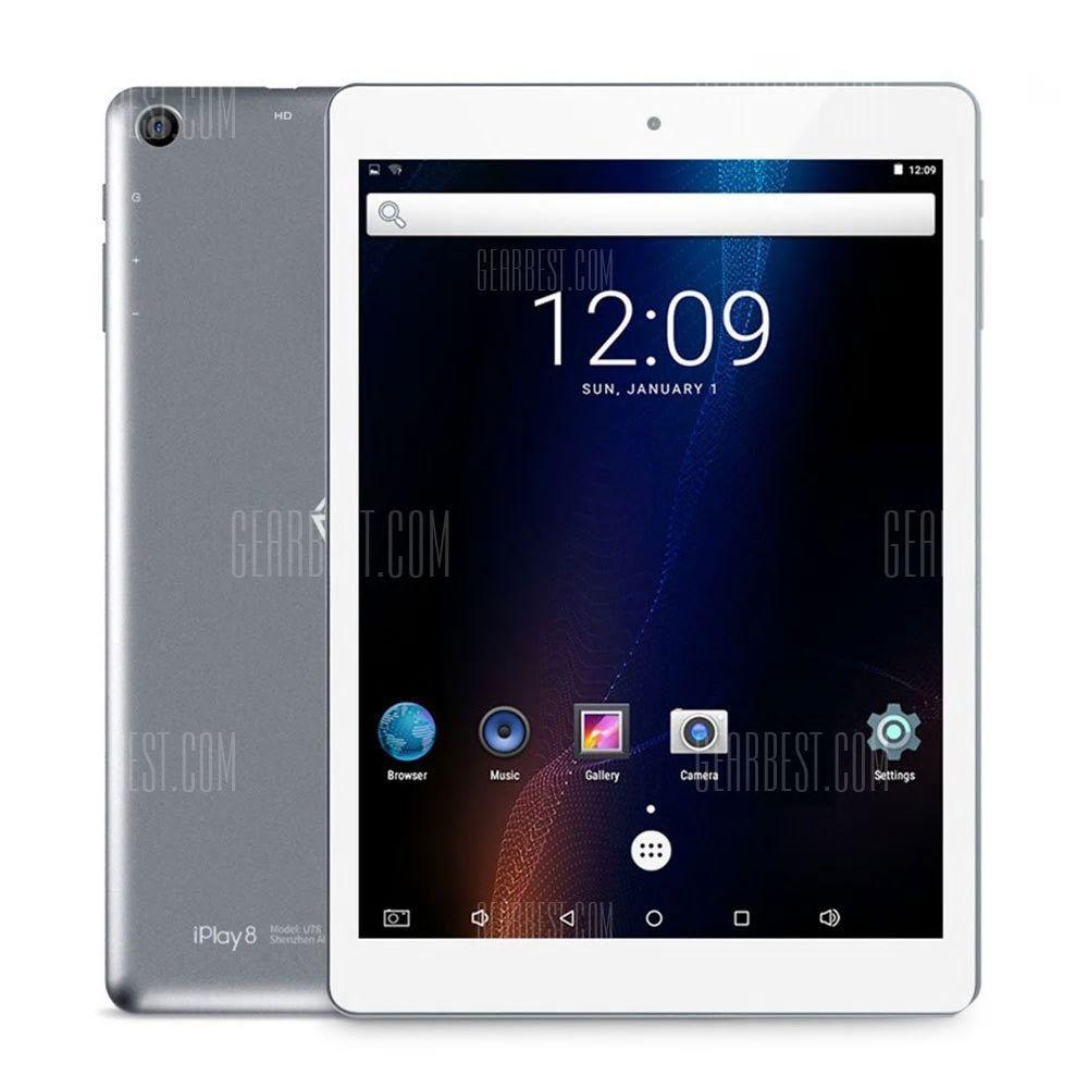 ALLDOCUBE iPlay 8 Tablet PC - GRAY 1GB + 16GB 2 voor €43,11