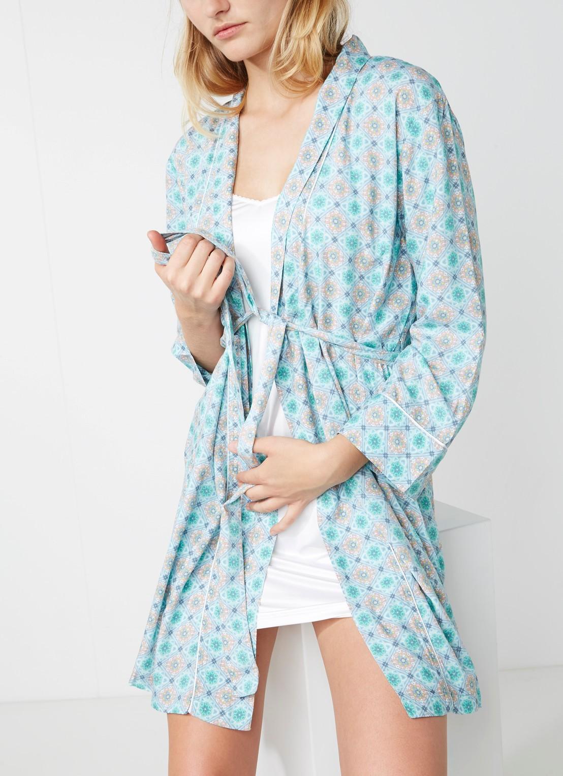 De Bijenkorf sale met 70% korting op geselecteerde badjassen