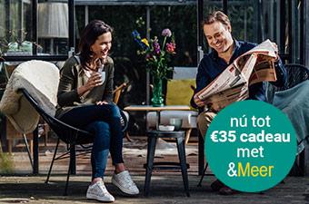 Tot €35 cadeau bij beleggen