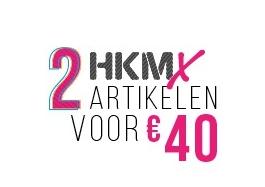 2 HKMX sportartikelen voor €40 en gratis verzending