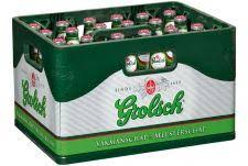 Krat Grolsch voor €7,25