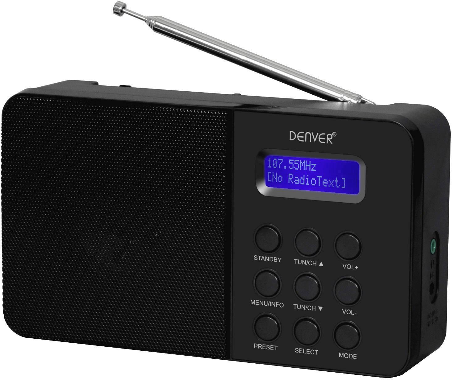 DAB+ Radio voor €18,95