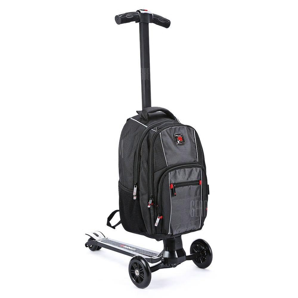 iubest IU QB01 3-wheel Detachable Backpack Scooter voor €110,08