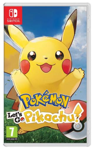 Pokemon Let's Go! Pikachu voor €45,61