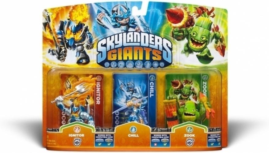 Skylanders GIANTS - Battle Pack  voor €2,99