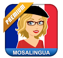 Learn French with MosaLingua Android Gratis