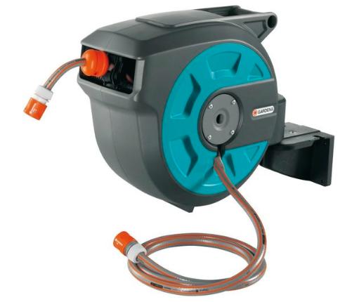 Gardena Wand-Slangenbox 15 roll-up automatic - 8022-20 voor €20