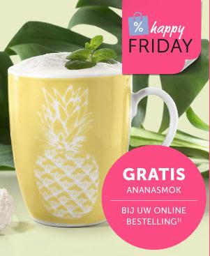 Koffiemok Ananas gratis dmv code