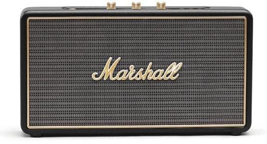 Marshall Stockwell Bluetooth Speaker Black voor €119,95