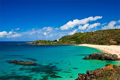 Vliegtickets naar Honolulu v.a. €458