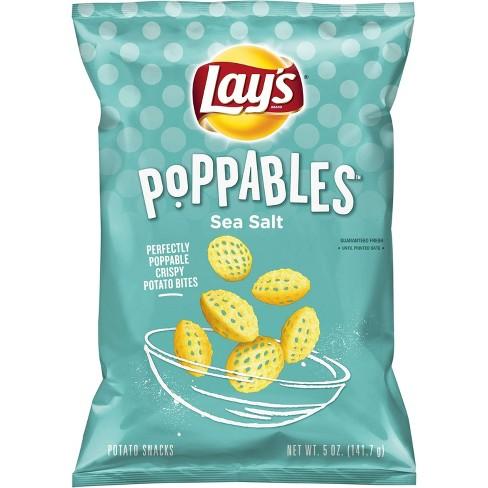 Code voor Gratis  Lay's Poppables bij je bestelling