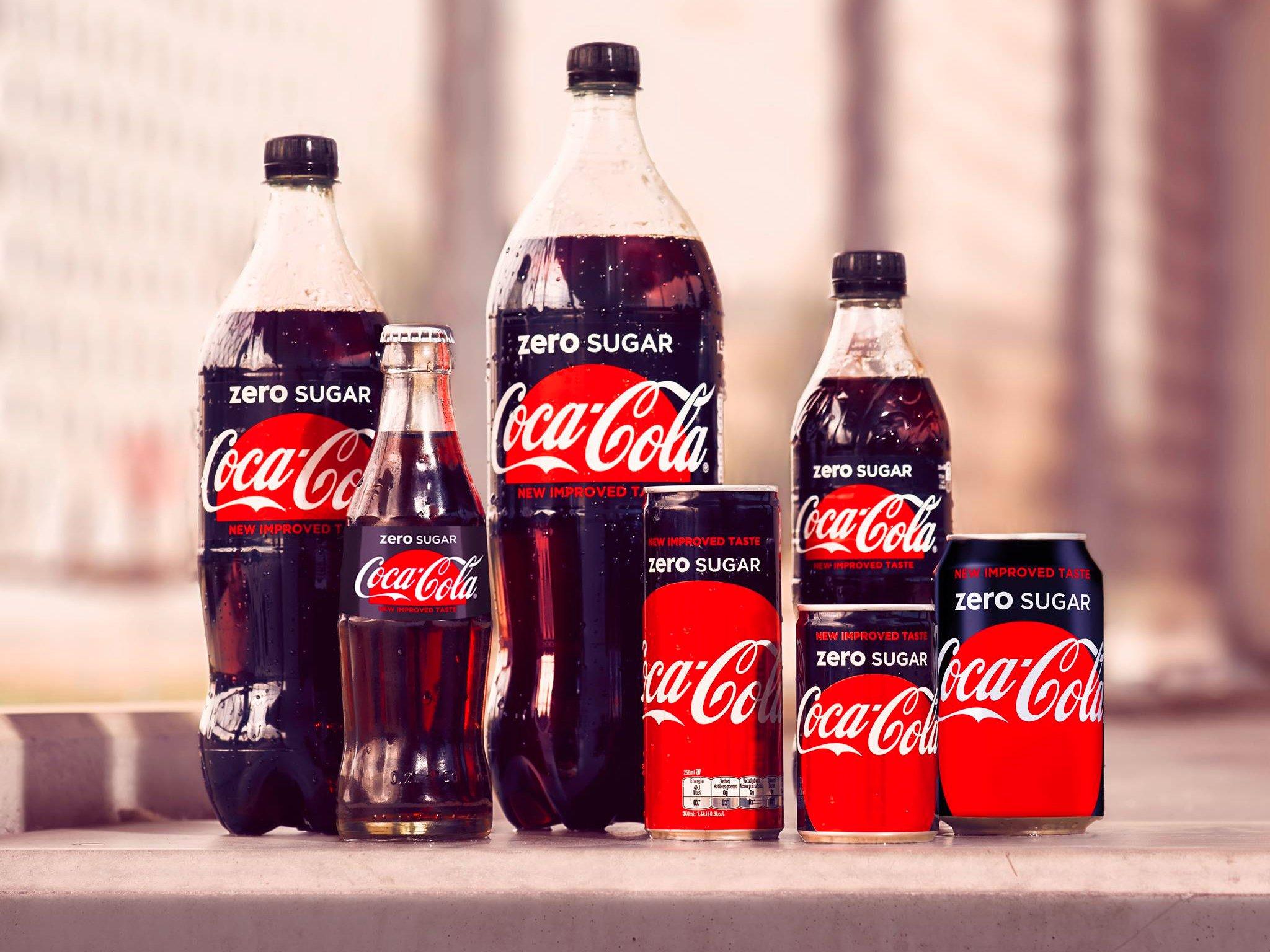 Alle CocaCola 1+1 gratis