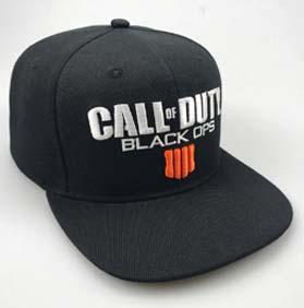 GRATIS Black Ops 4 Snapback Cap bij Black Ops 4